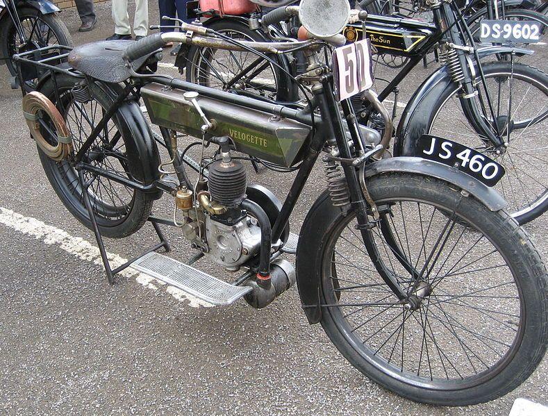 1913 Velocette Model A
