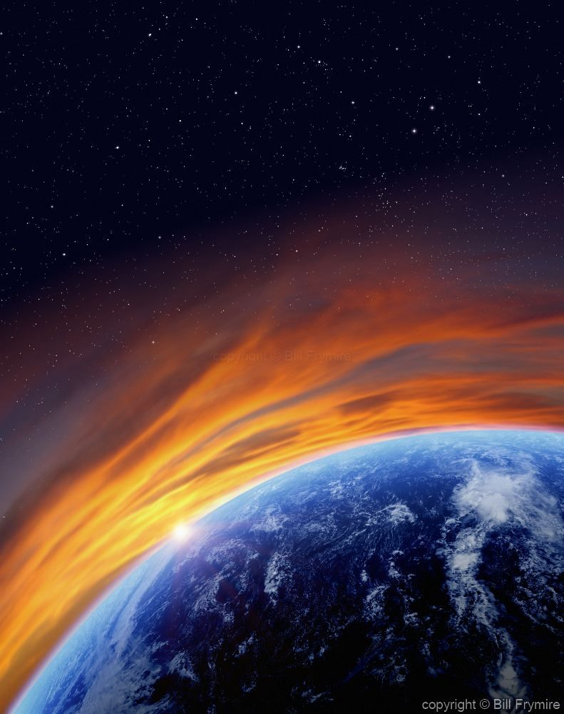Explore Sunrise Wallpaper Earth From Space And More