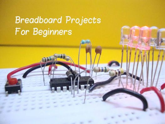 Excellent 10 Breadboard Projects For Beginners Stem Projects Activities Wiring Database Gramgelartorg