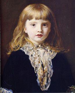 John Everett Millais: Hugh Cayley of Wydale