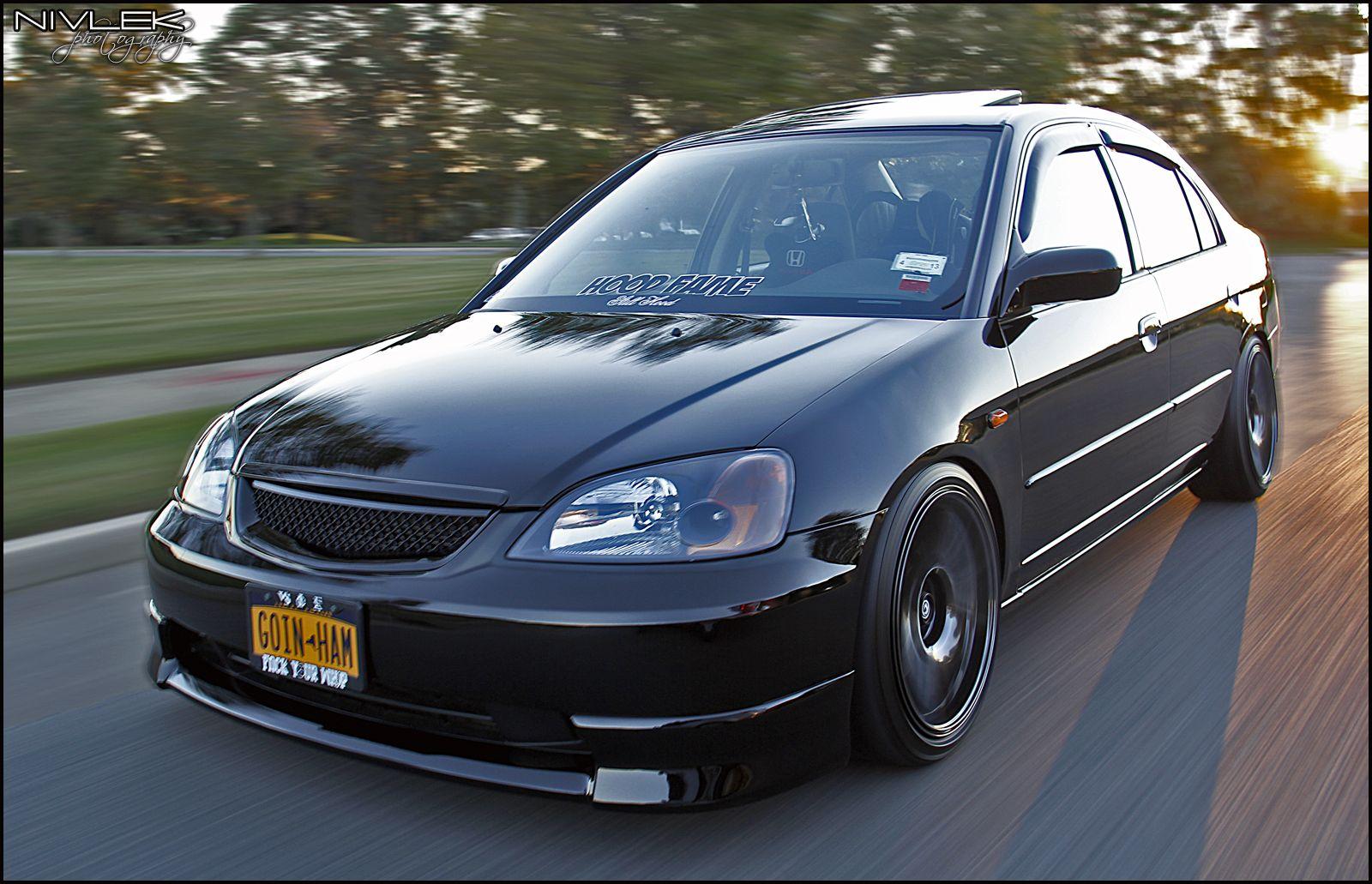 Kekurangan Honda Civic 2002 Review
