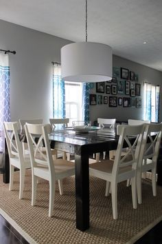 DIY - Build a Square farmhouse style dining room table with ...
