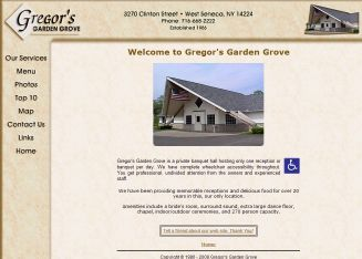 Gregor S Garden Grove Wedding Chapel They Cater With Images