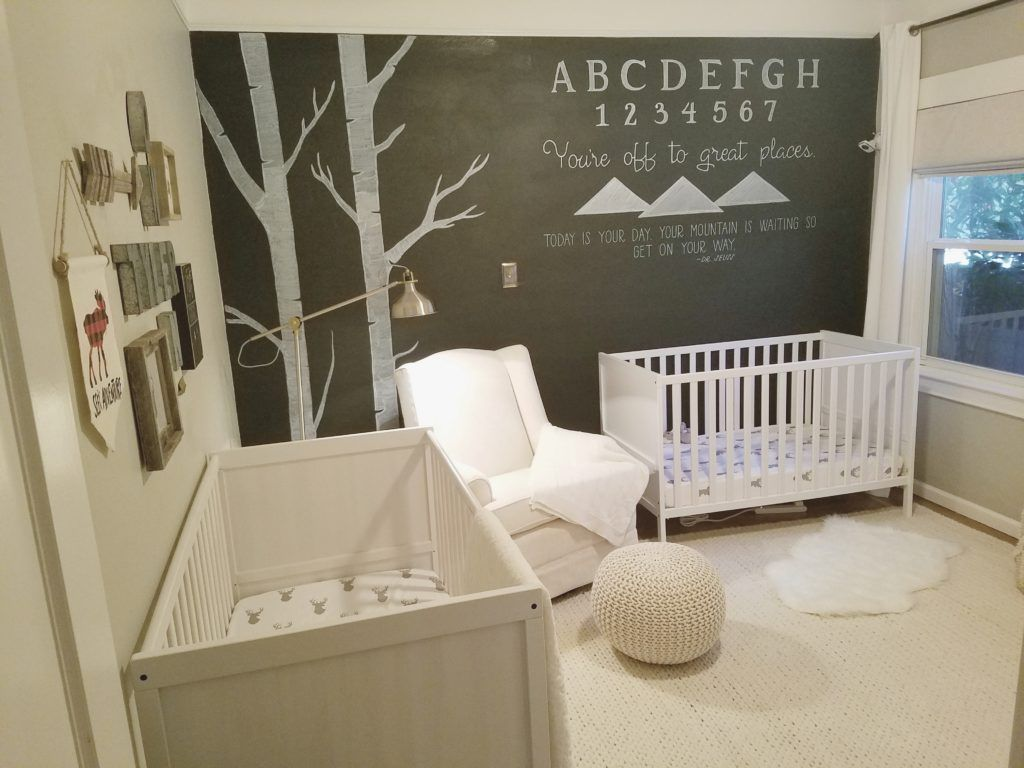 Woodsy Brothers Nursery - Project Nursery   Baby Boy Room Nursery, Newborn Room, Nursery Decor Inspiration