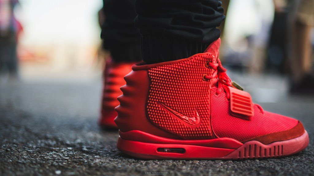 d24dee4690e Nike Air Yeezy 2 SP - Red October