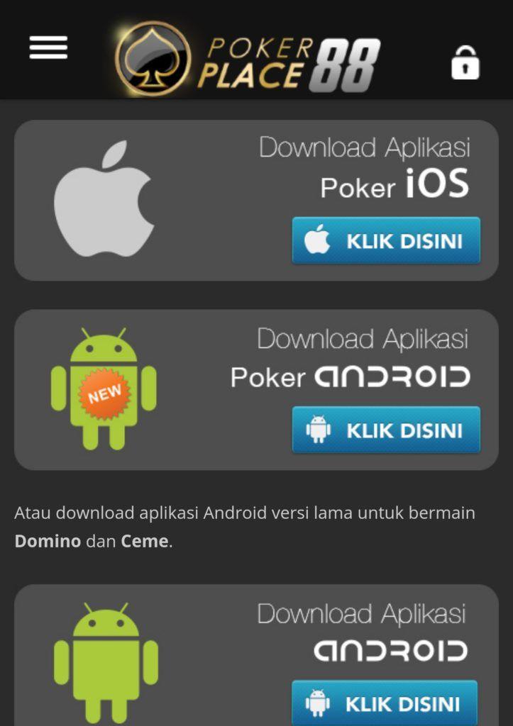 Aplikasi Poker Online Android Untuk Bermain Poker Dengan Uang Asli Dan Support Dengan Deposit Menggunakan Rekening Bank Lokal Yang Ada D Aplikasi Poker Android