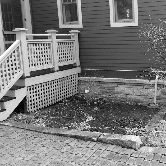 Landscaping Ideas Shady Corner Corner landscaping