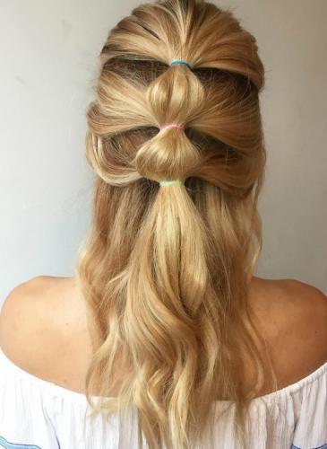 Photo of El peinado veraniego que se impone y es muy fácil de hacer