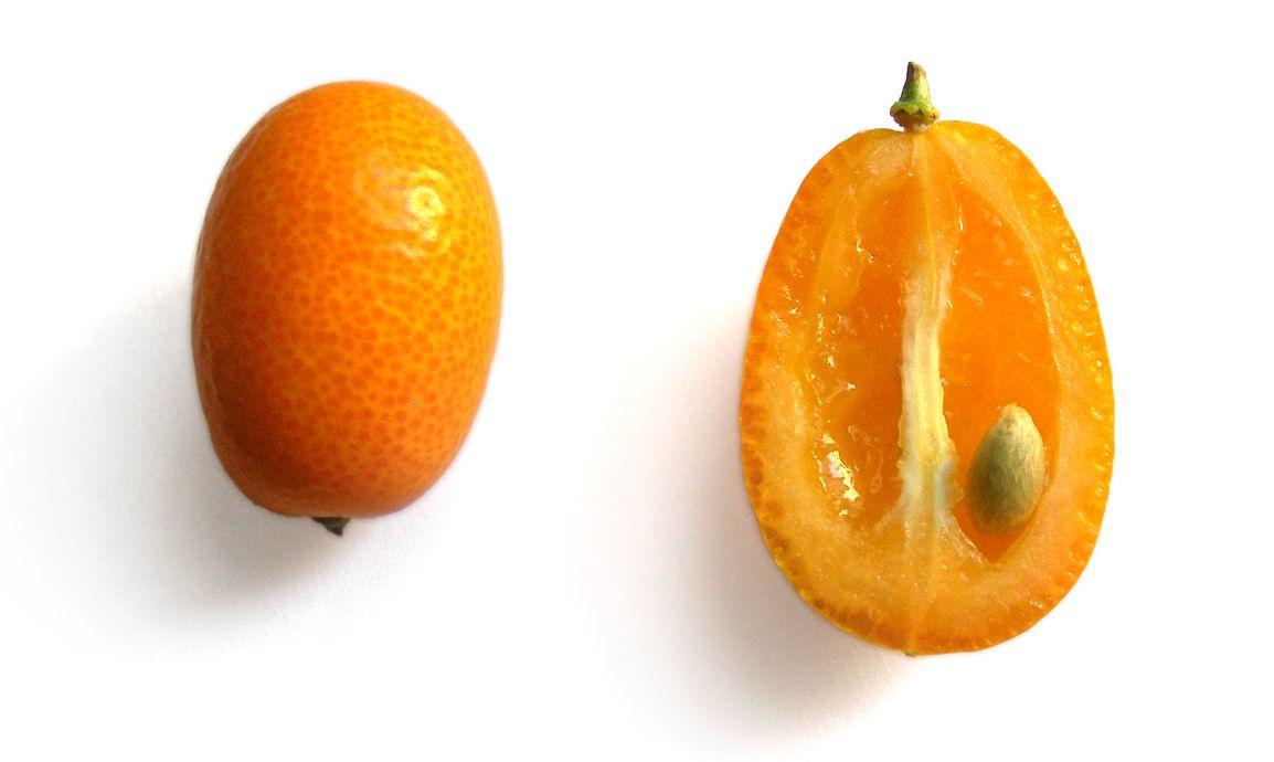 fruta citrica rica en vitamina c