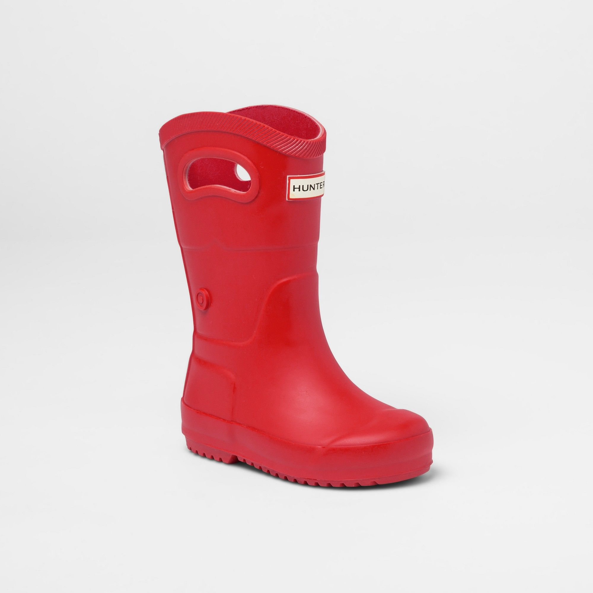 ad670dbc732 Hunter for Target Toddlers  Waterproof Tall Rain Boots - Red 12 ...