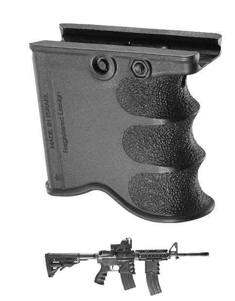 Ar 15 Stock Magazine Holder Mako AR411 M41 Vertical Front Grip Mag Holder Everything For 11