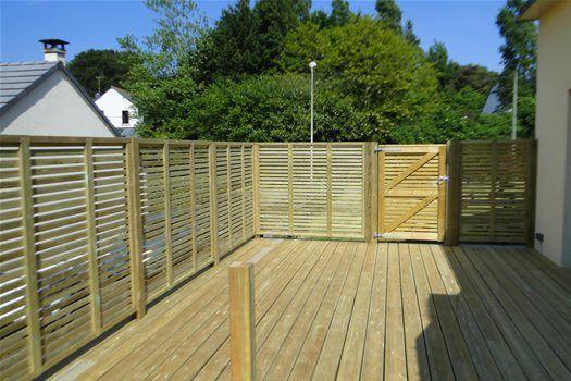 terrasse sur lev e terrasse pinterest terrasse sur lev e et terrasses. Black Bedroom Furniture Sets. Home Design Ideas