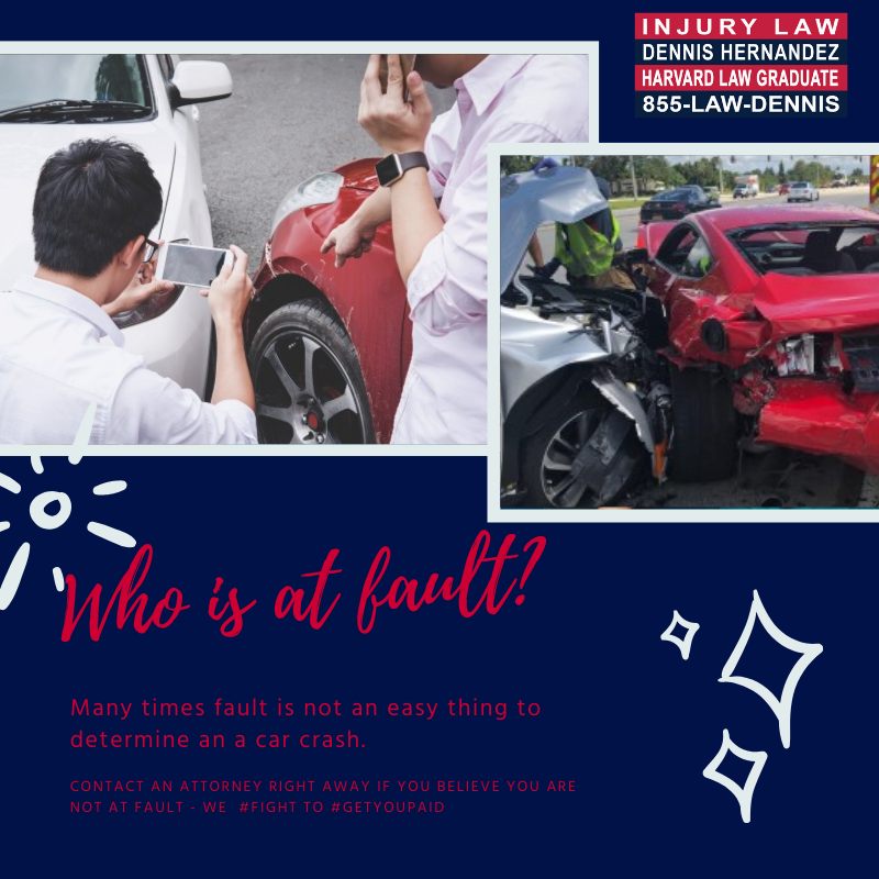 Sometimes Fault Is Not Obvious Even When There Is A Fatality This Article Summarizes The Recent Carcras Personal Injury Attorney Car Crash Trial Attorney
