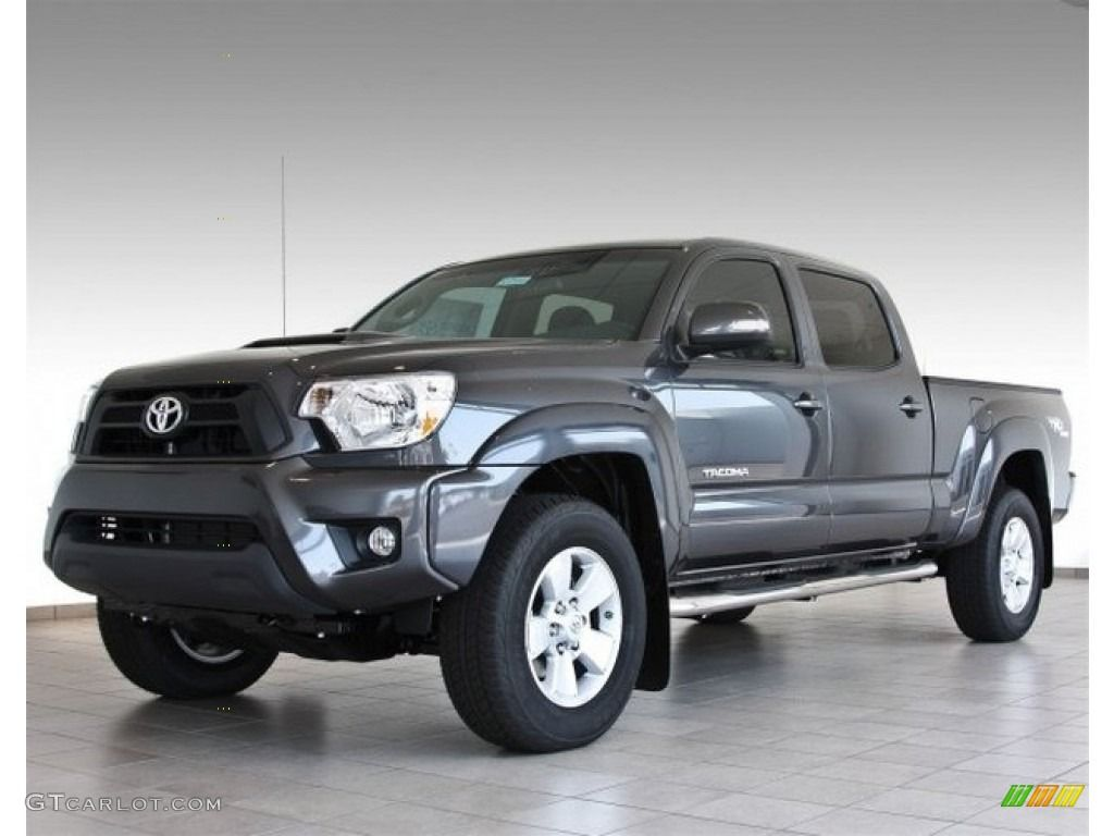 Truck color isn t too important i always go gray black silver but i really like the toyota magnetic gray if i go for a while without a carwash it is