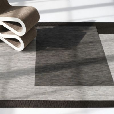 Bamboo Plynyl Floor Mat By Chilewich Bamboo Vinyl