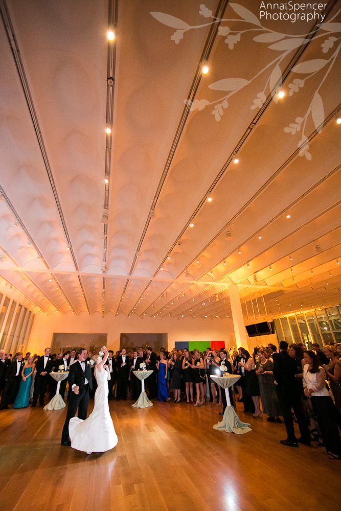 Anna And Spencer Photography Atlanta Wedding Reception Venue The High Museum Of Art In