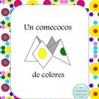 """A fun way to incorporate vocabulary about COLORS in Spanish while practicing important communicative skills.  A """"comecocos"""" is also called a """"fortu..."""