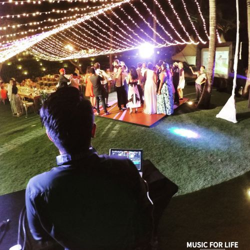 Foto Hiburan Dj Pernikahan Oleh Music For Life Bali Wedding Dj Pernikahan Dj Hiburan