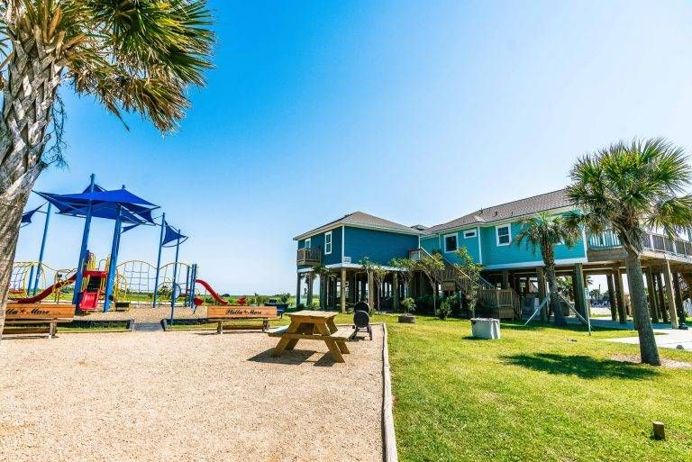 Sandpiper Rv Resort Beach Front In Galveston Texas Camping In Texas Galveston Florida Camping