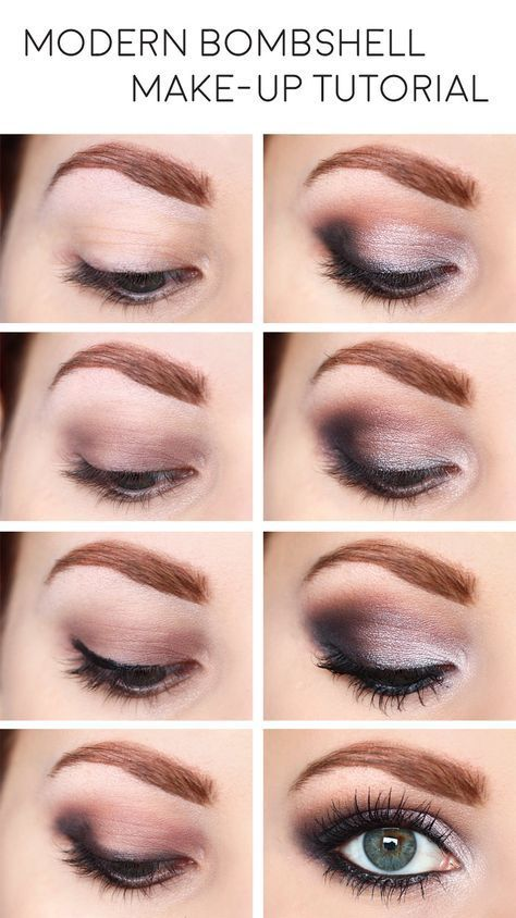 Modern Bombshell Make-up Tutorial – RAUSCHGIFTENGEL – Boda fotos