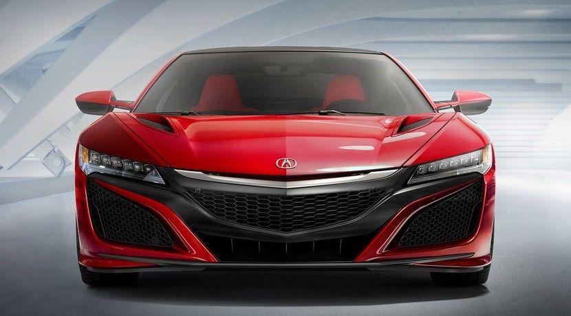Las cifras definitivas del nuevo Honda NSX - http://www.actualidadmotor.com/honda-nsx-potencia-y-prestaciones/