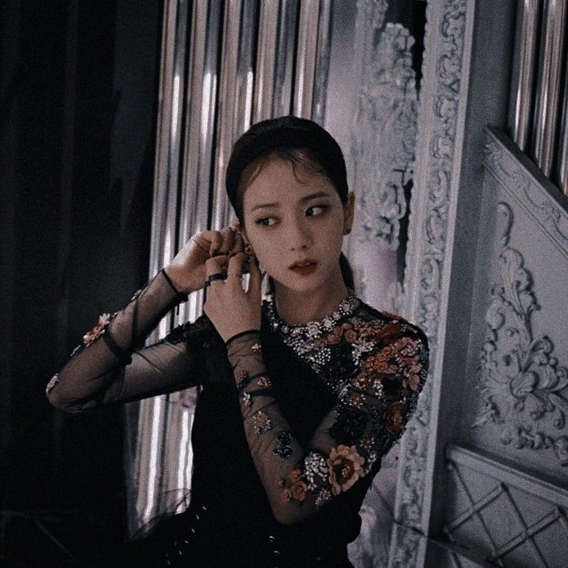 Jisoo Jisooblackpink Blackpink Blackpinkiq Icons Psd Kpop Aesthetic Kpop Aesthetic Blackpink Aesthetic Girl