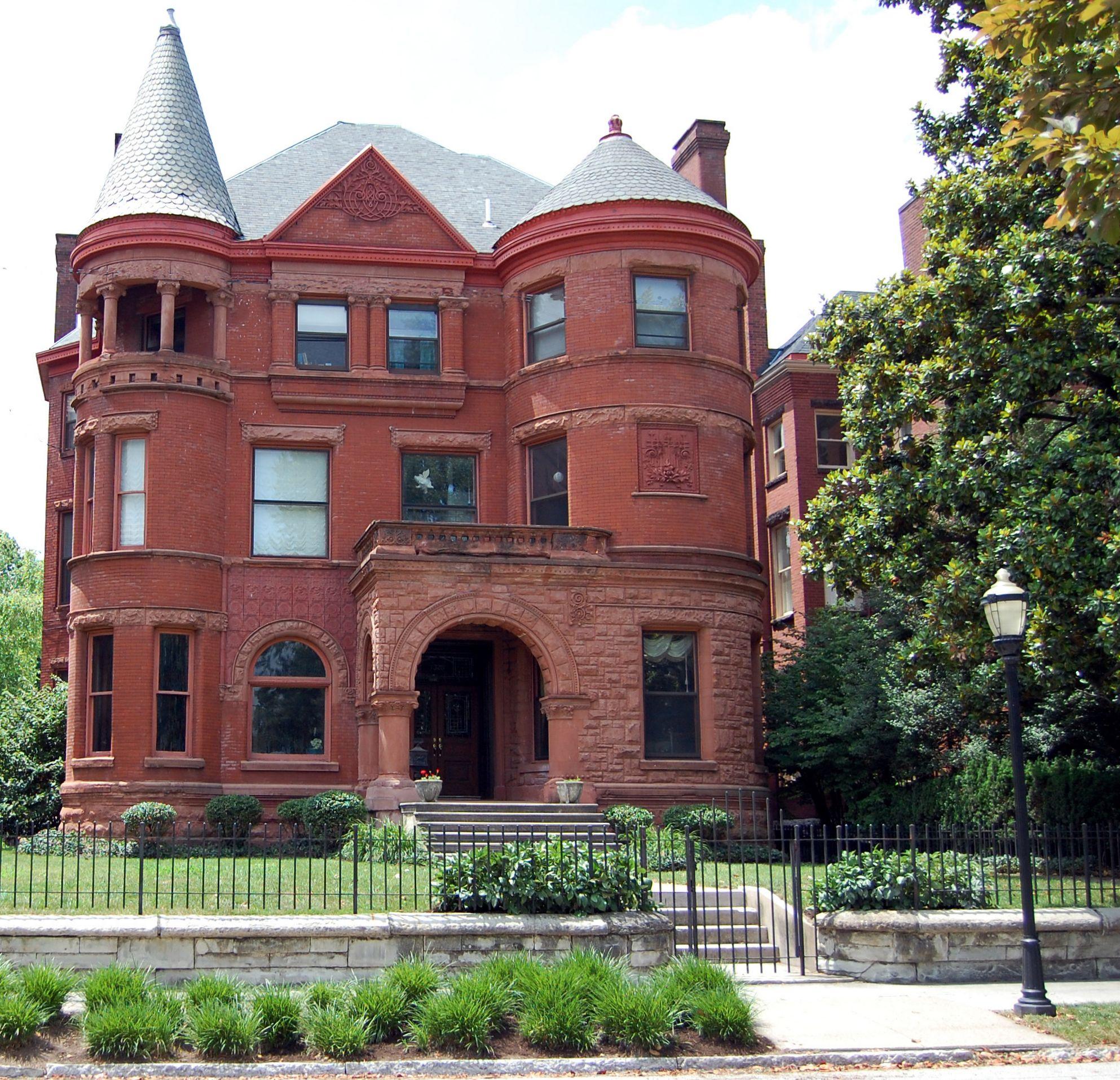 Richardson Romanesque Mansion, Old Louisville
