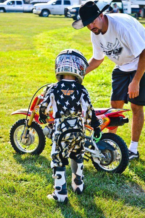 So Going To Be My Little Boy Motocross Love Dirt Bike Birthday