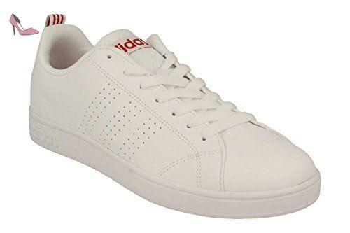 Adidas 2 44 Bb9653 Avantage Blanc Chausson 3 n8OPwk0X