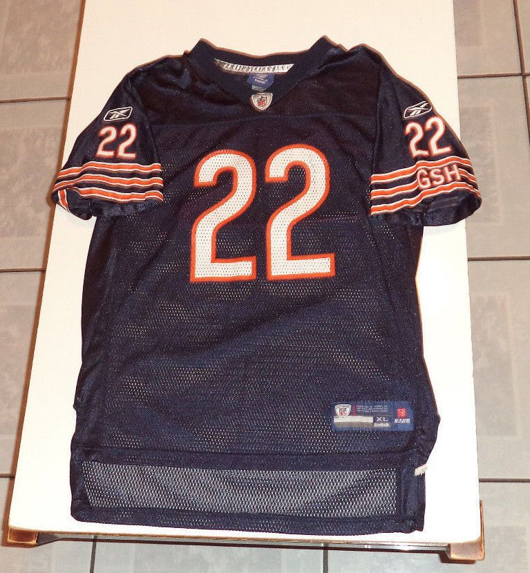 YOUTH BOYS NFL Chicago Bears FORTE   22 Football Jersey size XL   12.00 End  Date fae1c9f57