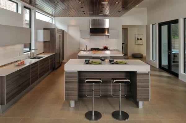 Kücheninsel gestalten - 8 Schritte, die Sie beachten müssen ...