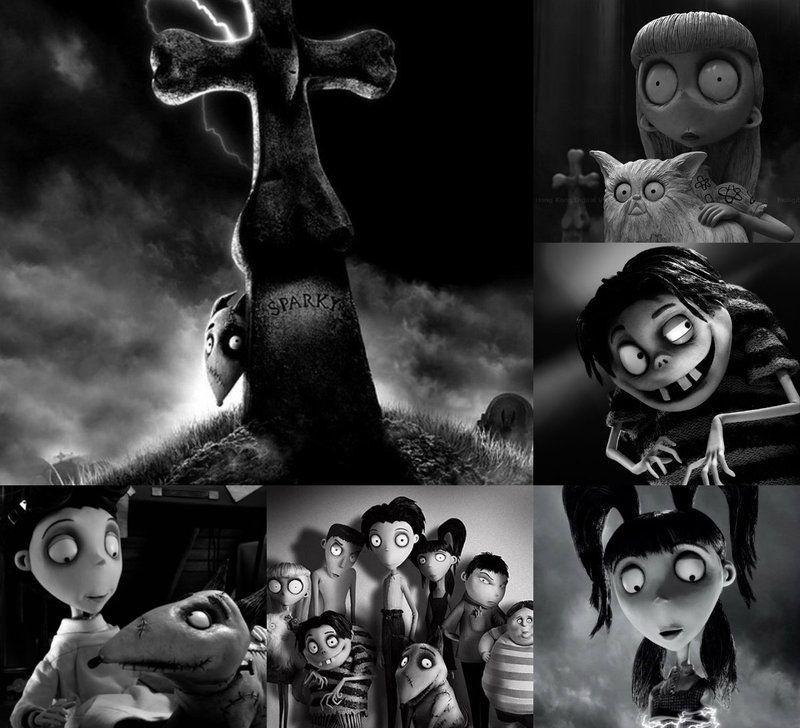 manguera invadir Distribución  A Peek Into Tim Burton's Gothic Films And Style Tips - Part 1 | Tim burton, Tim  burton films, Burton