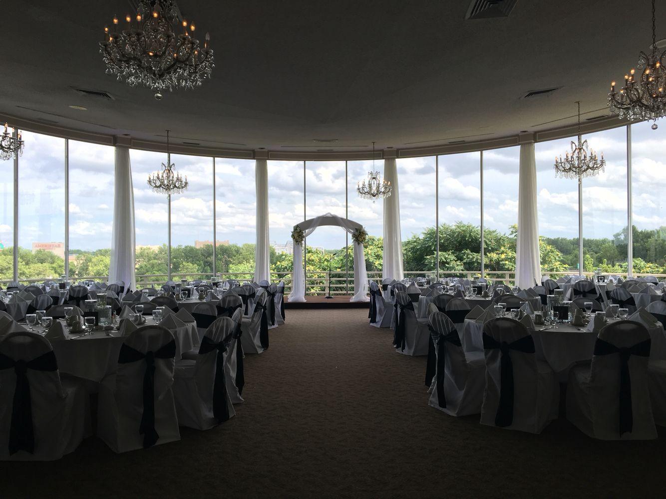 Overlook Ballroom Beautiful Background