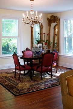 It S All From Craigslist Traditional Dining Room