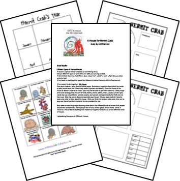 This is a huge file with lots of materials for a lapbook
