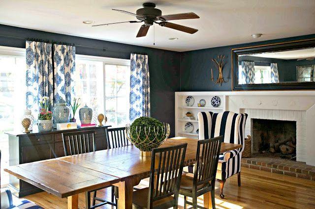 Breakfast Room by Stephanie Kraus Designs, LLC