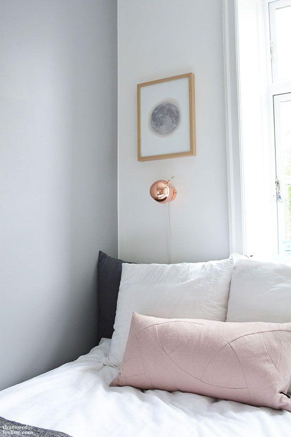 Bedroom Via That Nordic Feeling Grey Nude Blush Copper -1137