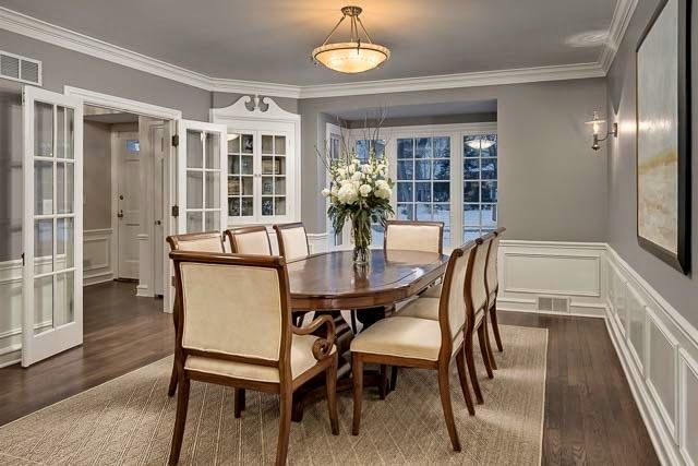 Love Love Benjamin_Moore Ozark Shadows For Dining Roomsadds Inspiration Dining Room Color Decorating Inspiration