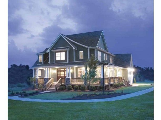 Country Style House Plan 4 Beds 2 5 Baths 2490 Sq Ft Plan 929 19 Country Style House Plans Craftsman Farmhouse Craftsman House