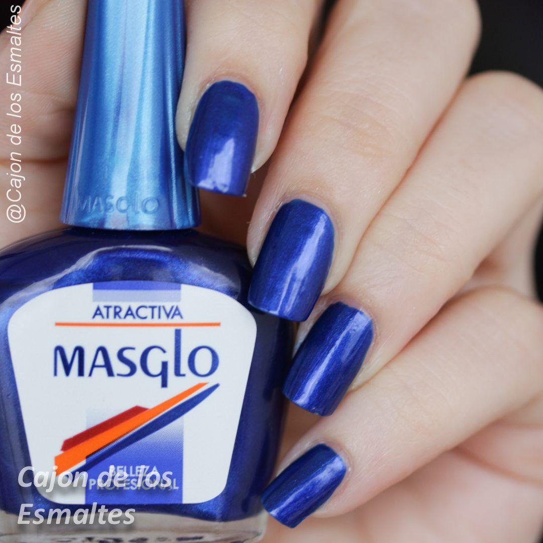 Esmaltes de uñas Masglo | Esmaltes masglo, Esmalte y Spa de uñas