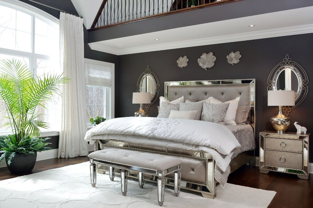 7 Good Hollywood Glam Bedroom Furniture Images Ideas