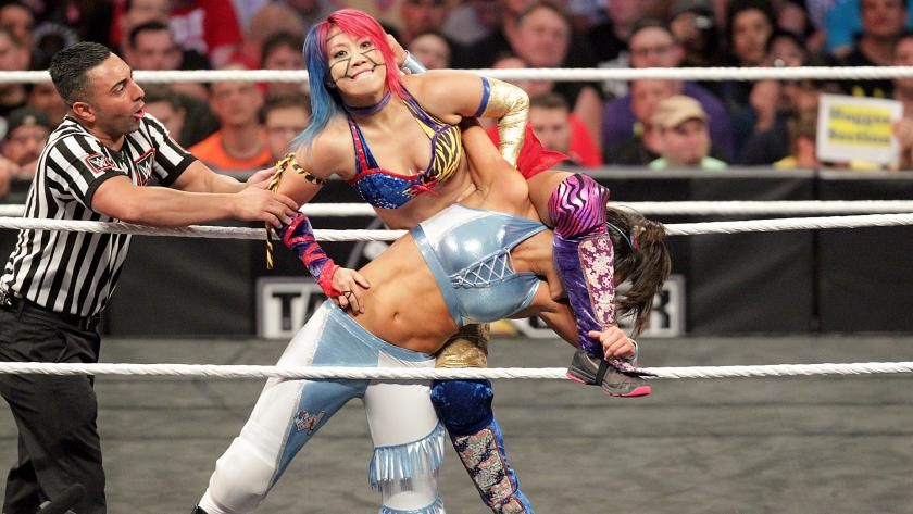 Image result for nxt takeover brooklyn 2 asuka