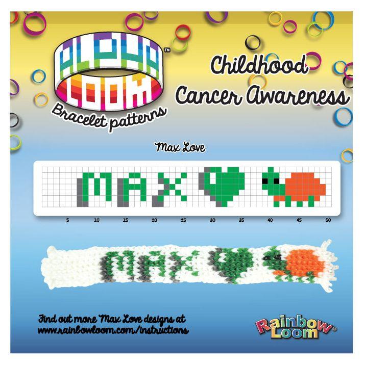 MaxLove Project  Childhood Cancer Awareness