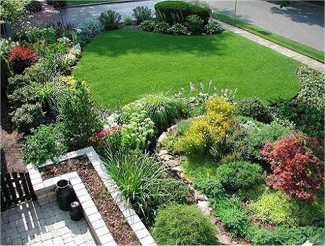 Pin By Sensory Marketing Studio On Dream House Budget Landscaping Small Yard Landscaping Small Backyard Landscaping