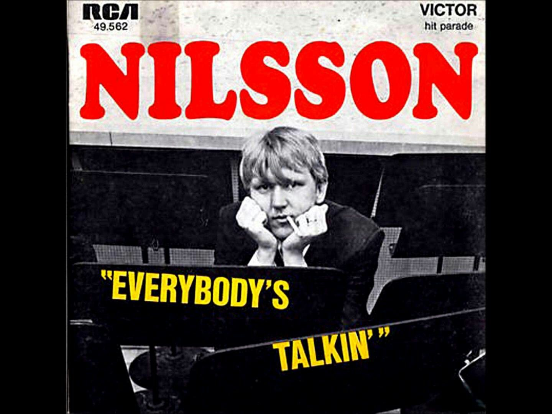 Everybody's Talkin' Harry Nilsson 1969 Harry nilsson