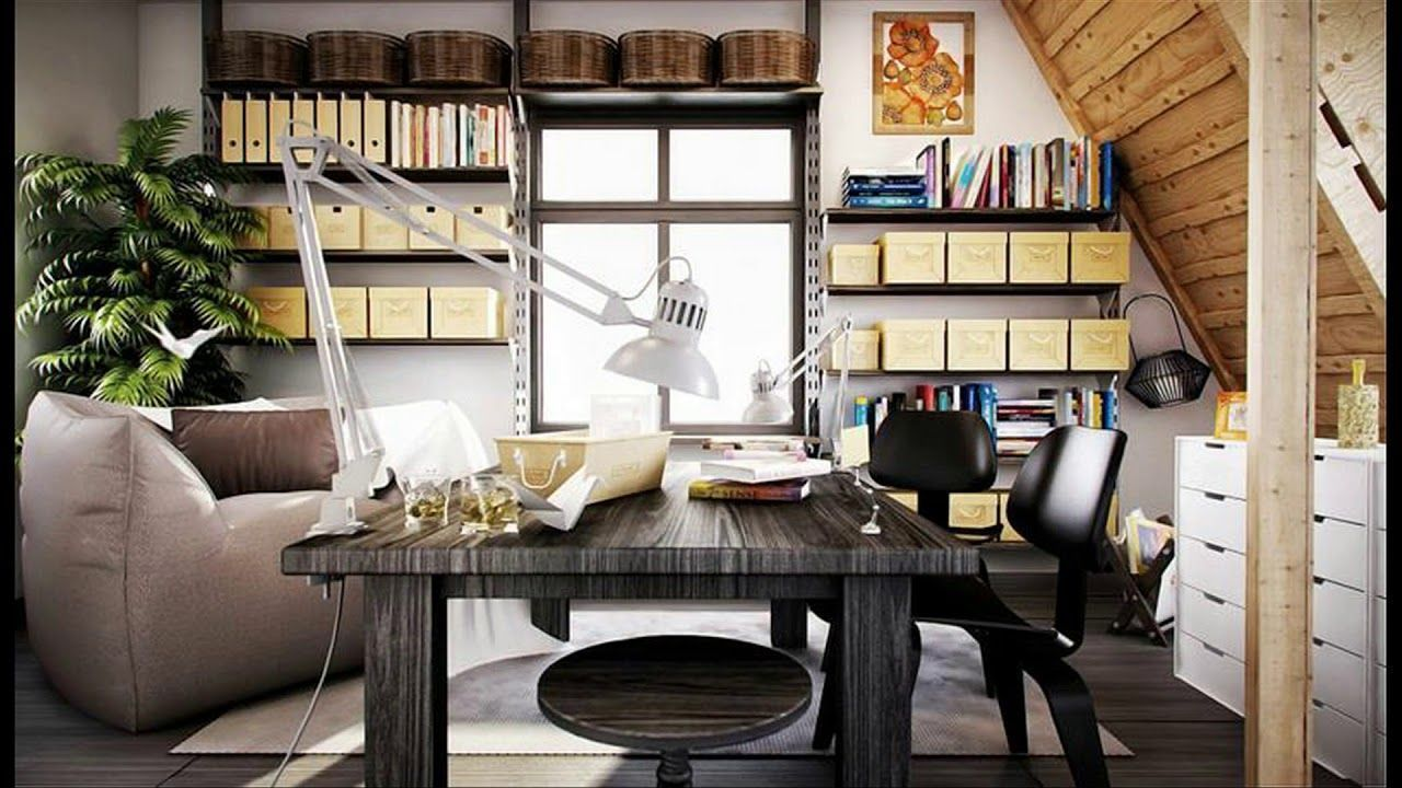 22 Amazingly Cool Home Office Designs Ideas. Office Table Ideas. 96050629  Small Home Office