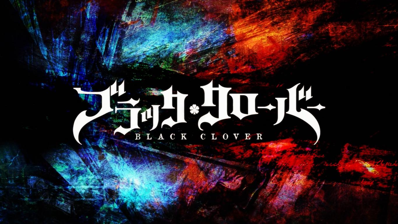 Black Clover (Title)