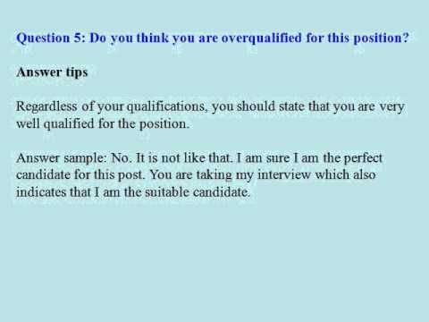 (11) Administrative assistant interview questions and ...