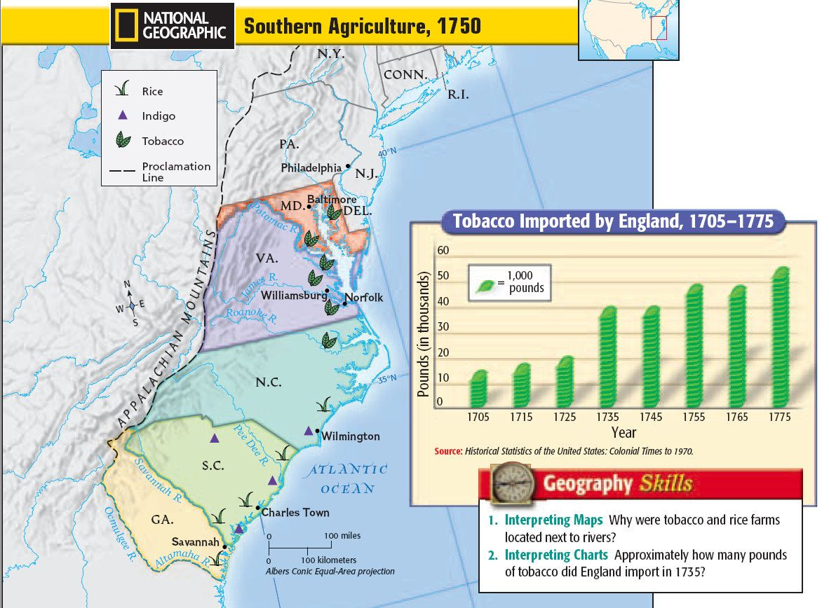 Map Of Agriculture In Colonial Times Google Search AGR - Us colonies and england world map