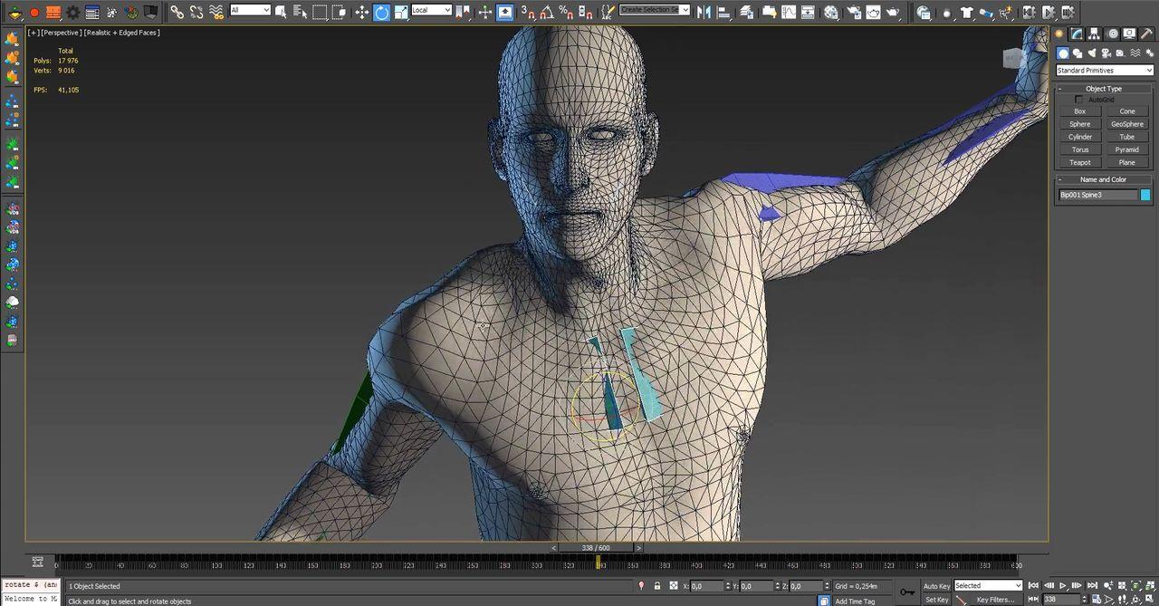 DeltaMush to Skin 3ds Max Plugin | 3d | 3ds max, Animation tutorial